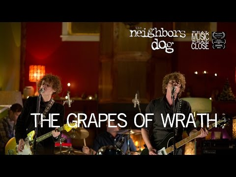 The Grapes Of Wrath -  A Very Special Day