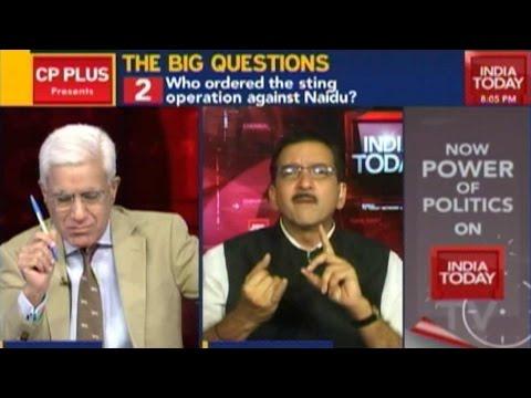To The Point: Allegations Leveled Against Andhra Pradesh CM Chandrababu Naidu