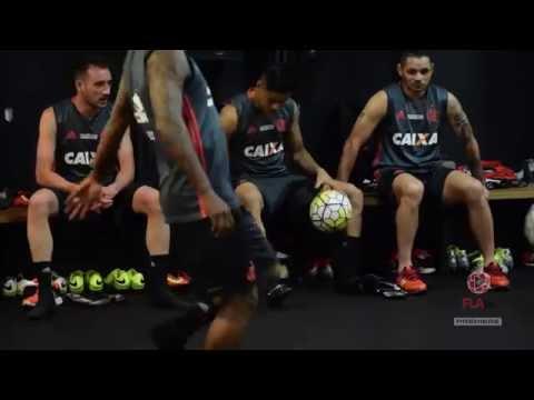 BASTIDORES - Flamengo 2 x 2 São Paulo - Brasileirão 2016