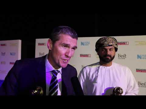 Paul Robert Starrs, chief commercial officer, Oman Air