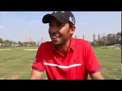Pablo Larrazábal, sobre Tiger Woods