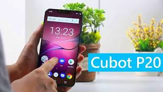 Cubot P20, a good Smartphone frameless with Full HD screen for sale $ 139, device genius