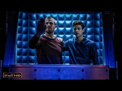 Барри и Оливер выбираются из мета-тюрьмы