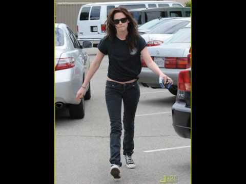 Kristen Stewart Runs Away to Angola