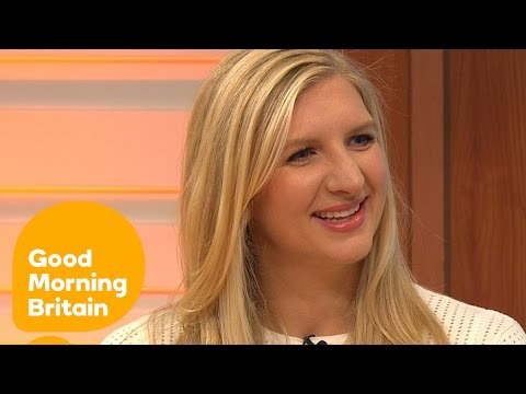 Rebecca Adlington On Her Olympic Diet | Good Morning Britain