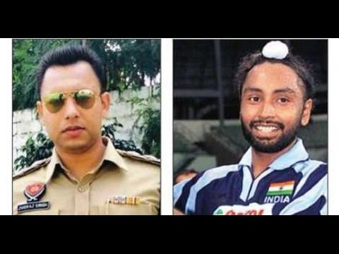 Indian Hockey   Stars Part of Gurdaspur Operation
