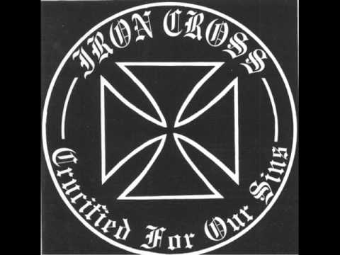 Iron Cross - Crucified For Our Sins