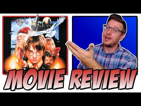 Harry Potter And The Sorcerer's Stone - Movie Review (...or Philosopher's Stone)