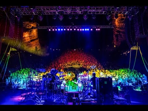 "Umphrey's McGee: ""Ocean Billy"" Live at Red Rocks"