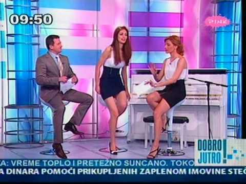 Jovana Jankovic sexy legs