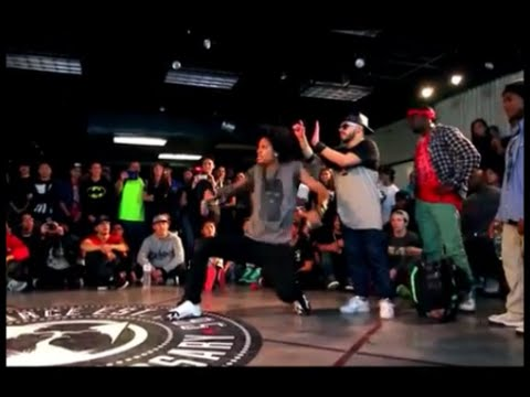 Favorite Larry Freestyle Moments: Past To Present | Les Twins video