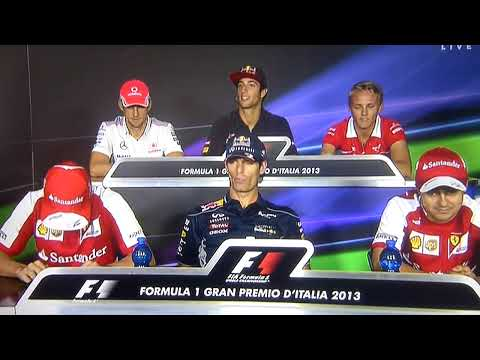 Will Daniel Ricciardo need a knife to defeat Vettel? Alonso reaction GREAT !