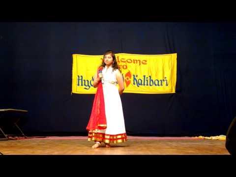 Galiyan @ Hyderabad Kalibari, Saraswati Puja