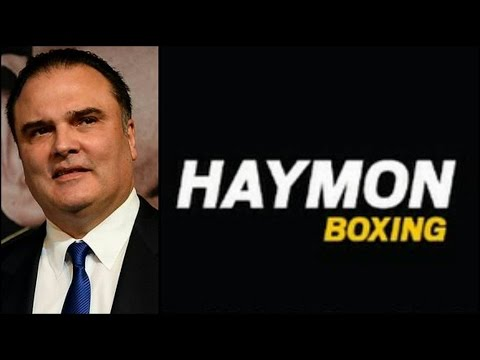 SCHAEFER RETURNS TO PROMOTE HAYMON BOXING 2015? GOLDEN BOY BUYS OUT HAYMON FIGHTERS & SCHAEFER!