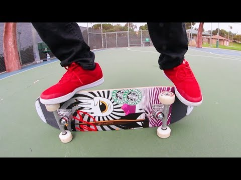 How To Freestyle Skateboard: The Basics
