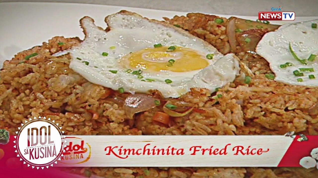 Idol sa Kusina recipe: Kimchinita Fried Rice