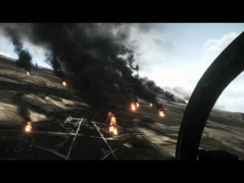 Battlefield 3 Jay-Z 99 Problems Gameplay Teaser