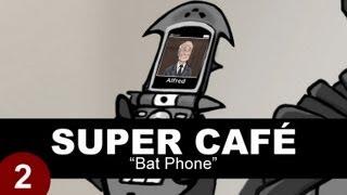 El Super Teléfono versus el Batifono (HISHE)