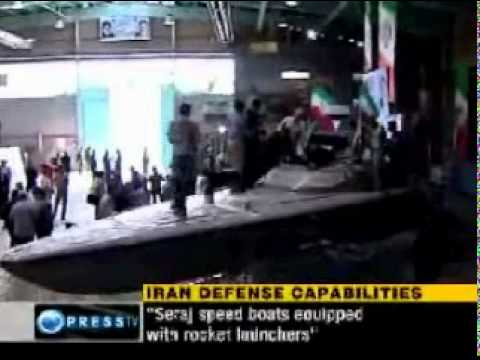 Iran unveils 2 new combat speedboat production lines - Seraj and Zolfaqar (NG)