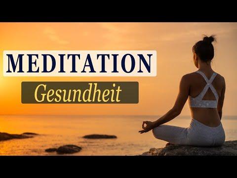 Geführte Meditation für Gesundheit + Heilende Frequenzen