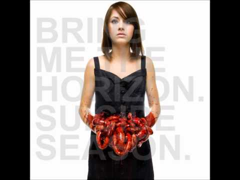 21. Bring Me The Horizon - Suicide Season