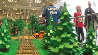 Lego World 2016 - Copenhagen - Fanzone City Layout