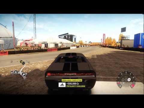 Forza Horizon - Maxing Out Level 1 Popularity Rank