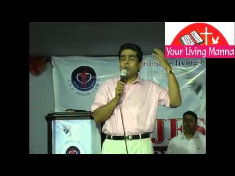 Malayalam Christian Sermon : Festival For God by Br. Manu Menon