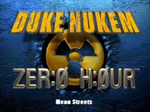 Duke Nukem: Zero Hour Soundtrack - Mean Streets