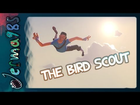TF2 - Attack of The Taunting Bird Scout