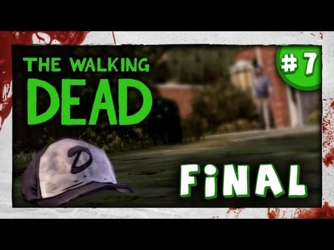 UNEXPECTED ENDING - Walking Dead: Episode 4: Part 7 (Final)
