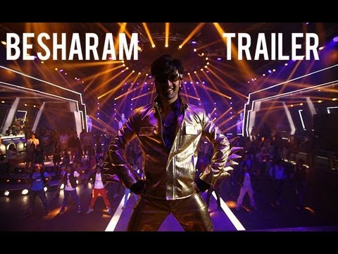 Besharam Official Trailer | Ranbir Kapoor, Pallavi Sharda, Rishi Kapoor, Neetu Singh video
