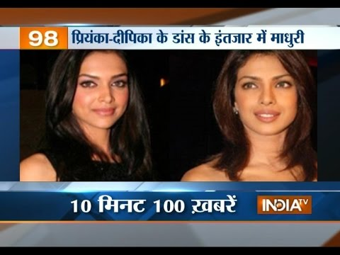 News 100: 100 News in 10 Minutes | 25th April, 2015 - India TV