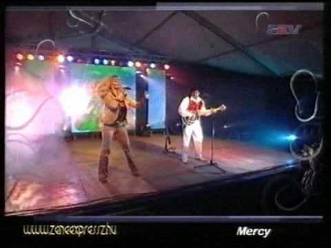 Mercy Band - együttes Zeneexpressz