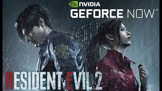 RESIDENT EVIL 2 Remake (Full Game) NVIDIA SHIELD