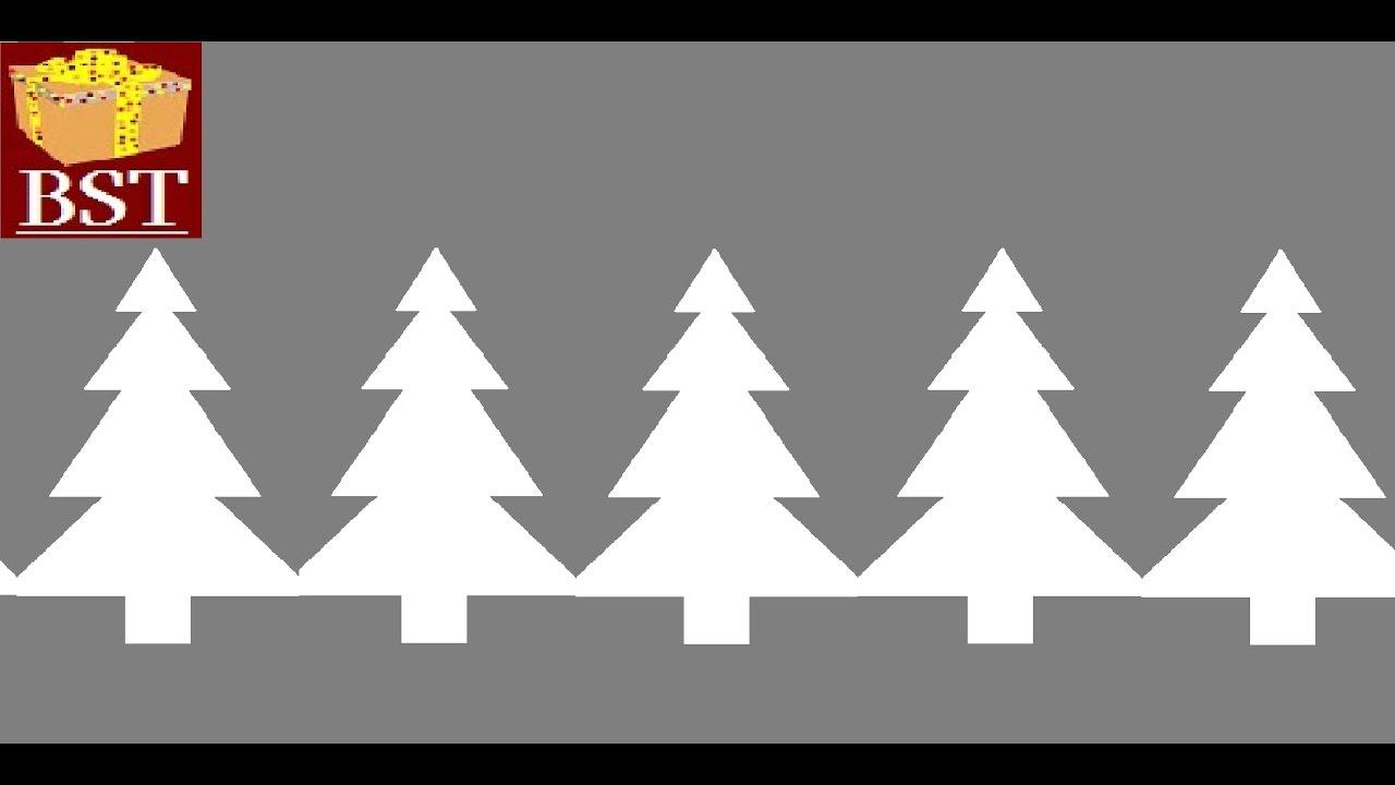 Как своими руками сделать гирлянду на елку 3