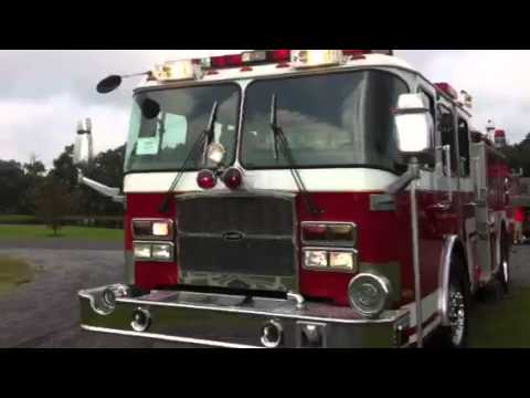 2005 E-One Custom Engine - Rangeley, ME