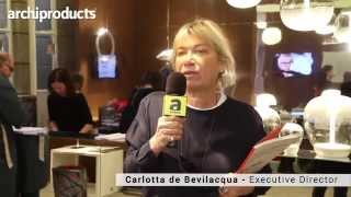 ARTEMIDE | Carlotta de Bevilacqua - Fuorisalone 2014