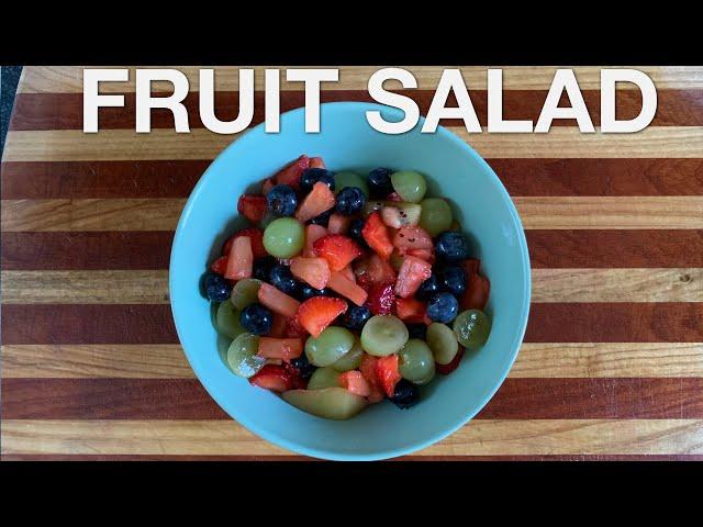 Fruit Salad - You Suck at Cooking (episode 92) thumbnail