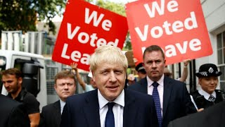 UK faces further Brexit turmoil with Boris Johnson tipped to win PM race