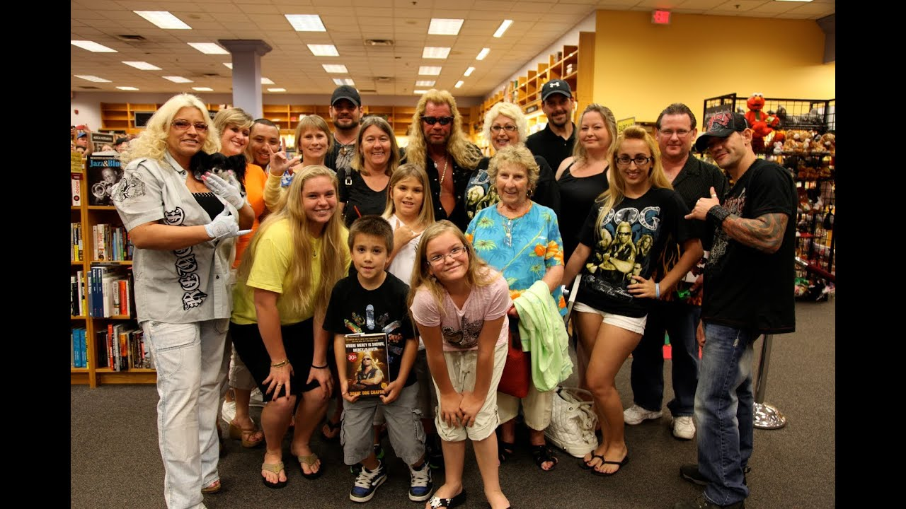 dog the bounty hunter meet and greet