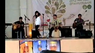 Meyzo - Dan Tetaplah Kau Tersenyum (Live at UR)