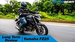 Yamaha FZ25 Long Term Review - Best 250cc Commuter? | MotorBeam