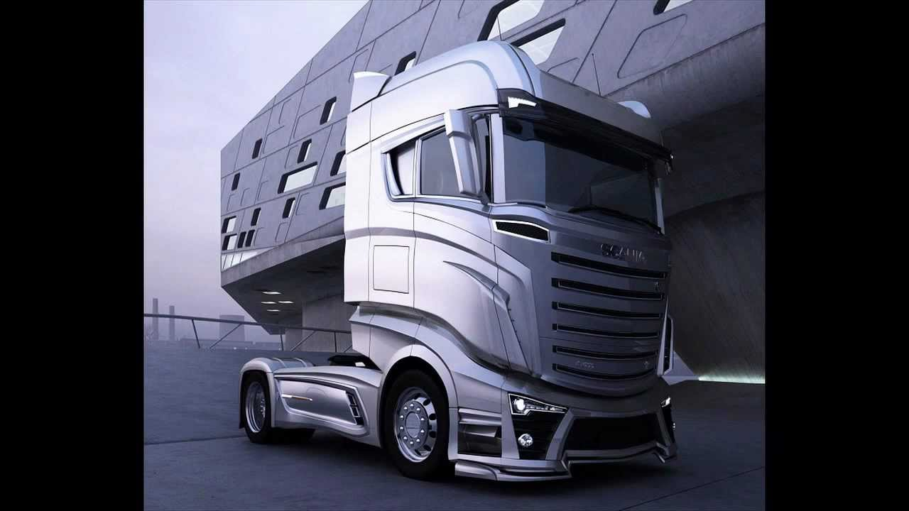 Scania R1000 New Truck Youtube