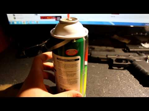 How To Lower FPS on All Gas Blowback Guns (Airsoft)