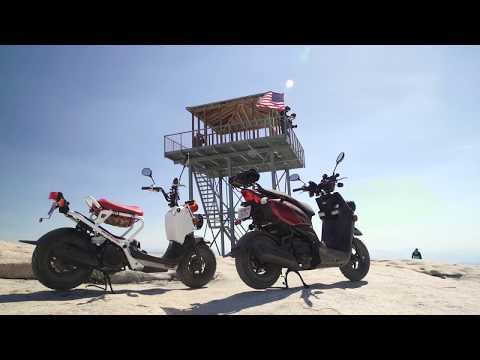 Adventure Scooters in the Sierra! | ON TWO WHEELS