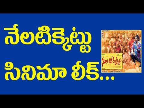 Nelaticket movie leak ll Pulihora News