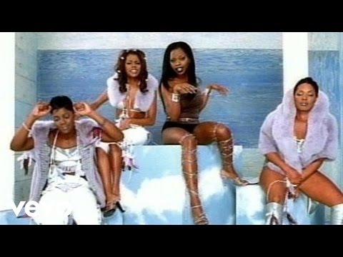 Foxy Brown - I Can't ft. Total