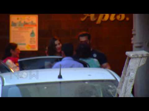 Sonakshi Sinha, Karan Johar, Raveena Tandon Visit Salman Khan | Hit and Run Case