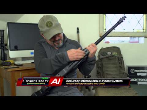 Sniper's Hide First Look, 2014 Accuracy International AT Rifle